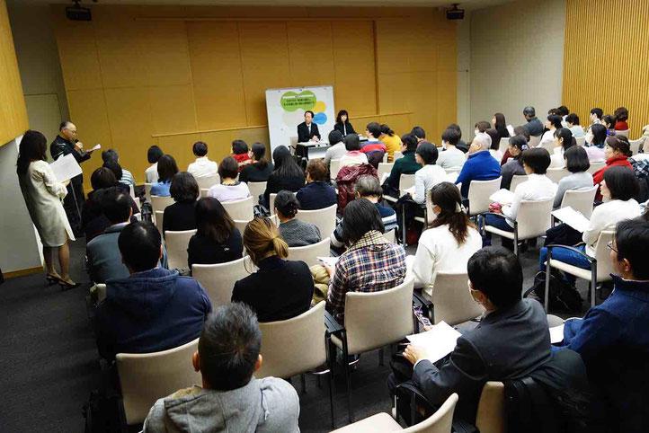 連続セミナー第14回(2018年12月22日/川口市メディアセブン)