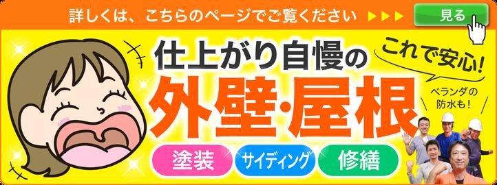 千葉、鎌ケ谷市の外壁塗装Gooリフォーム!屋根塗装修繕、ベランダの防水、雨漏りの修理はお任せ!