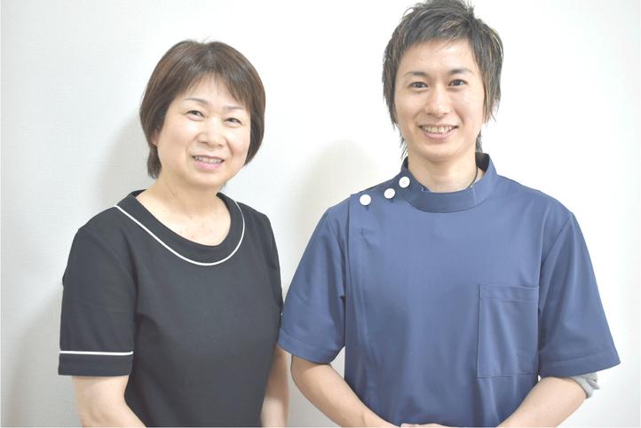 大阪ナカメ式ダイエットのスタッフ写真
