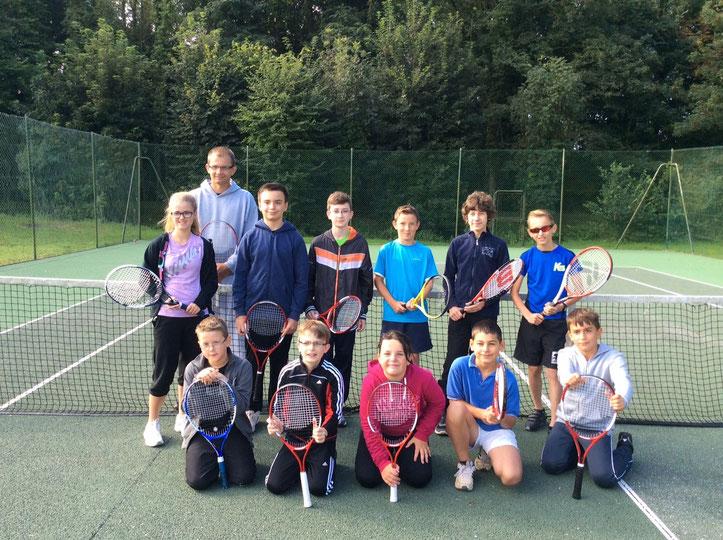 tennis club de Monchy Lagache