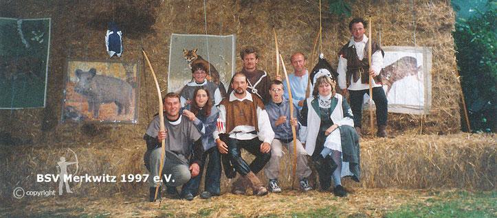 Foto - 2001 - BSV Merkwitz 1997 e.V.