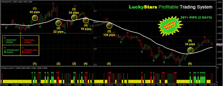 Lucky star forex