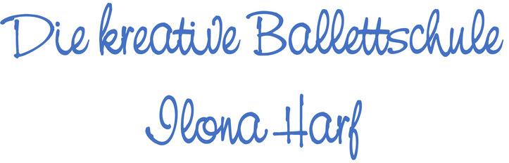 Die kreative Ballettschule Ilona Harf