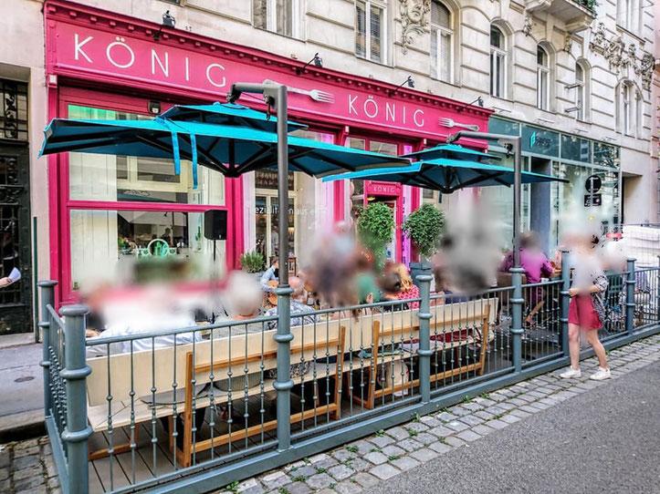 Sonnenschirme & Co  - Gastroschirme - Massanfertigung Sonnenschirme Wien