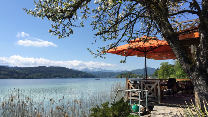 Sonnenschirme & Co  - Gastroschirme - Massanfertigung Sonnenschirme am  Wörthersee
