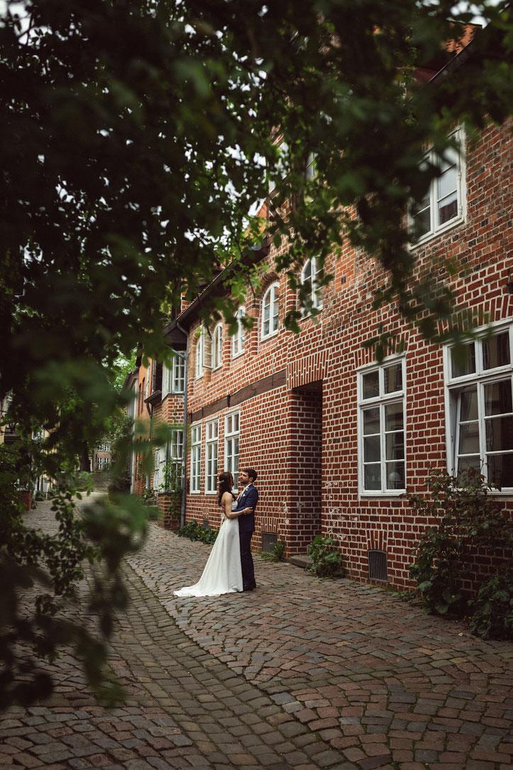 Brautpaar Fotos Lüneburg