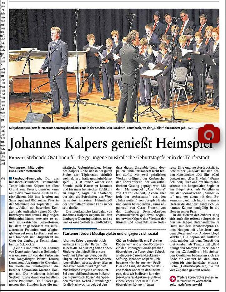 Westerwälder-Zeitung, 31.10.2016
