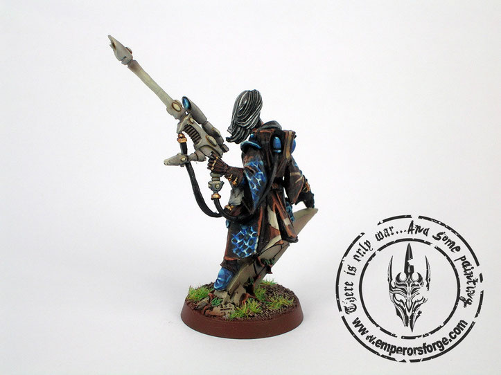 Illic nightspear Active camouflage