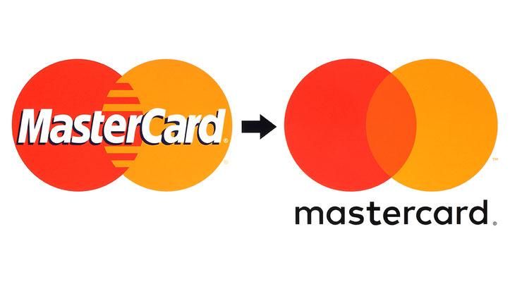 MasterCard logo transformación