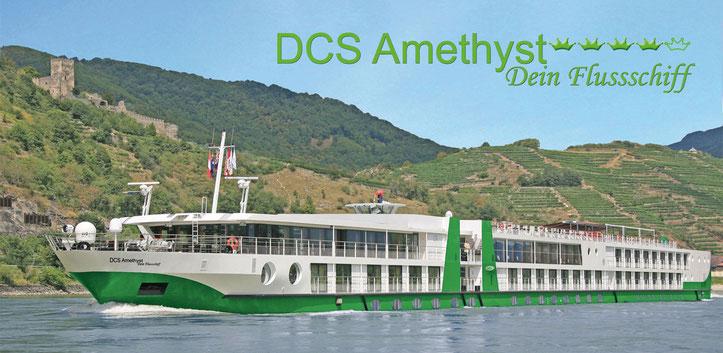 DCS Amethyst - Donau-Kreuzfahrt