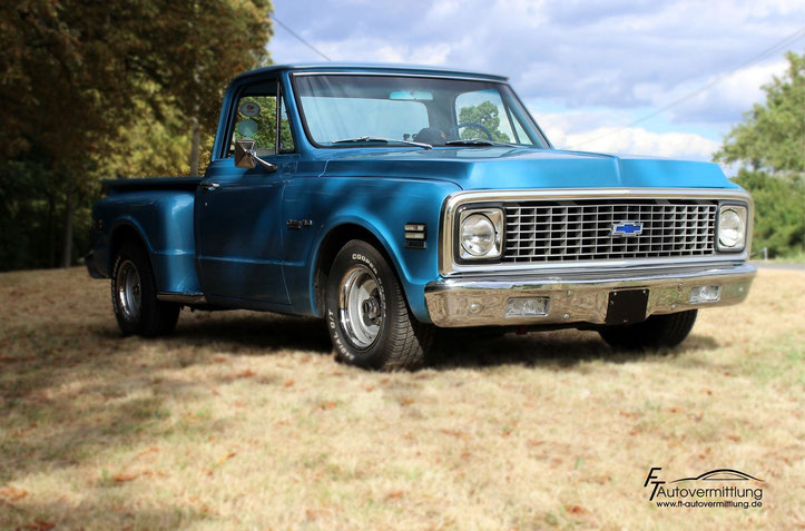 Galerie Chevrolet C10 Custom / 10 deluxe Pick Up 8 396 V8