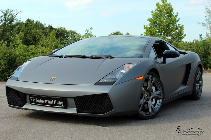 Galerie  Lamborghini Gallardo E-Gear SE Special Edition