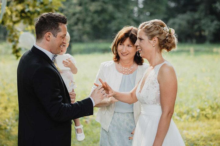 Hochzeit auf Schloss Steinhöfel