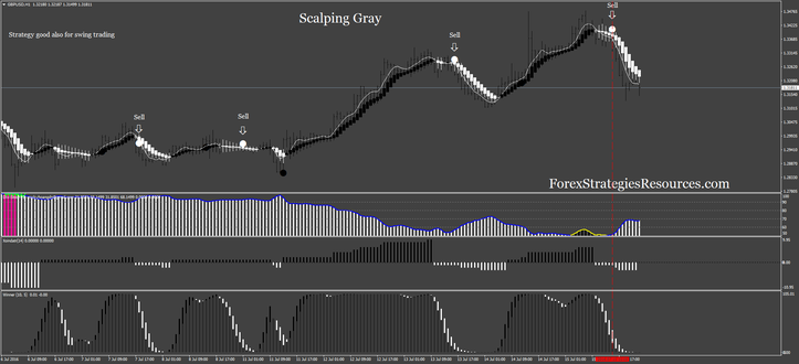 Scalping Gray Swing