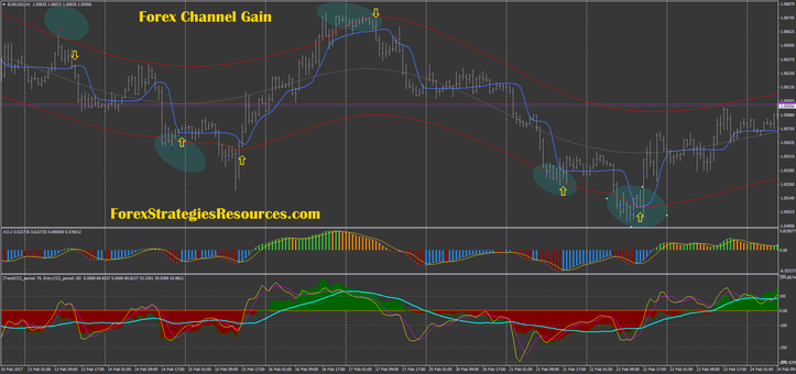 Forex Channel Gain