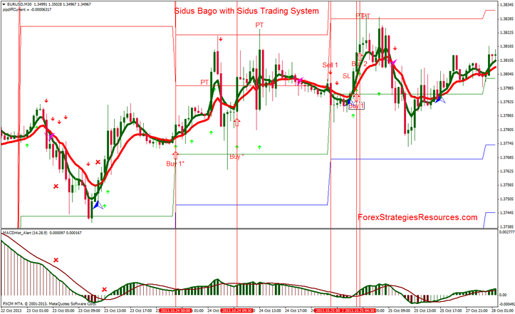 Sidus Bago with Sidus Trading System