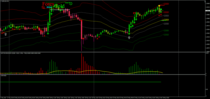 Raptor Explosion GBP/USD 30 min  20 pips in gain today.