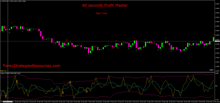 Binary options profit in 60 seconds
