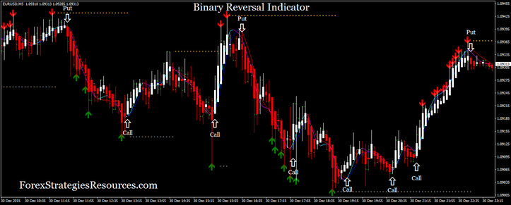 Binary Reversal Indicator