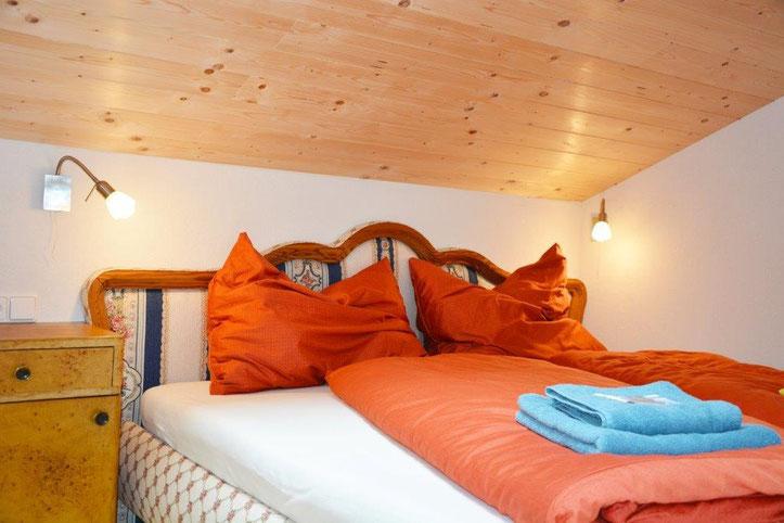 Doppelzimmer Fichte Gauguschmühle