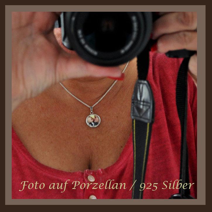 Grabbild, Foto auf Porzellan, Hochzeit, Geburt, Andrea Weinke-Lau, info@die-anderen-bilder.de