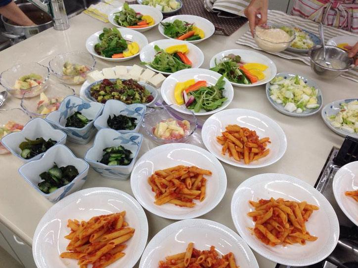 発酵食品のオンパレード