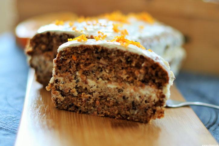 Backen Karottenkuchen Rezepte Oligarto Blogzine