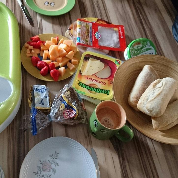 Frühstück #12von12 #1von12