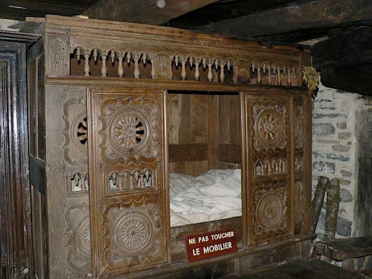 Maison Cornec à St-Rivoal