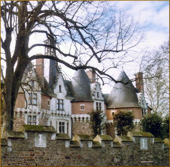 Château de Bonnetable (Sarthe)