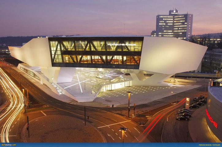 Через 2,5 года после открытия — в июне 2011 года — Porsche-Museum встретил своего миллионного посетителя