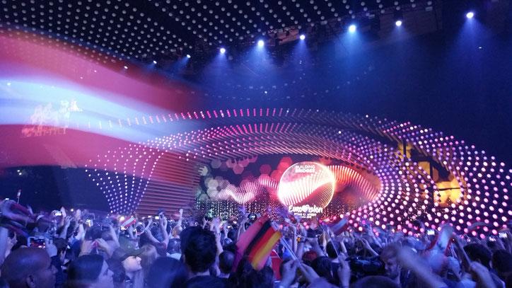 Евровидение 2015 года проходило в столице Австрии