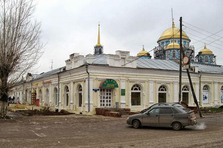 """Лебедянь была основана в 1605 году и до наступления советского времени оставалась селом пока не появилось понятие """"посёлок городского типа"""""""