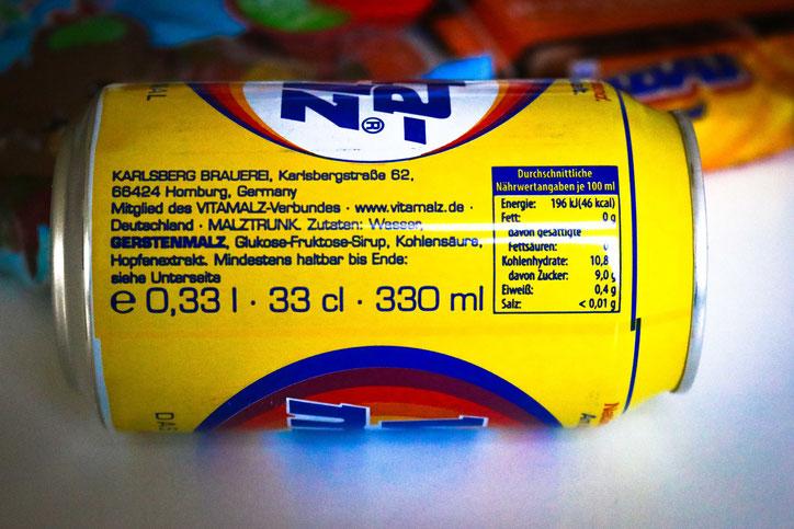 Где купить: в супермаркете или магазине напитков; сколько: 0,55€ + 0,25€ залог за банку