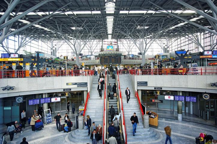 Аэропорт Штутгарта был обновлен в 2004 — впервые с даты его постройки в 1939 году