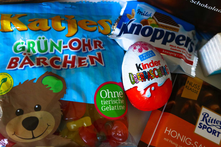 Где: в супермаркетах; сколько: 0,99 € за 150 граммов