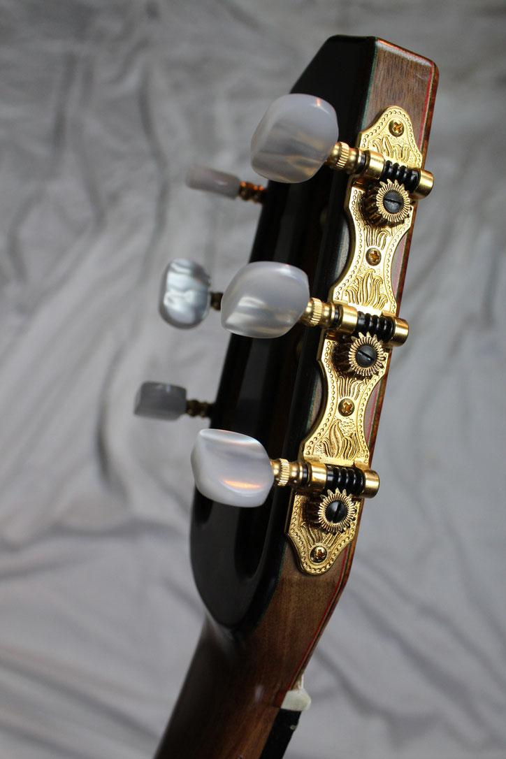 Luthier Luigi Bariselli manouche gypsy jazz django guitar