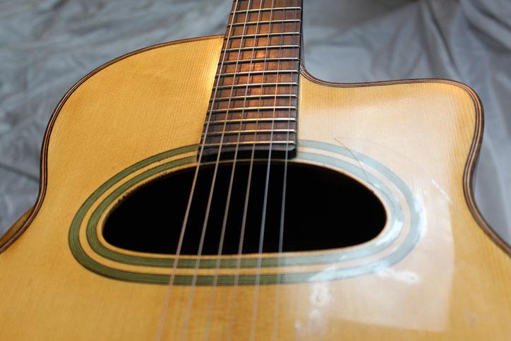 Luigi Bariselli guitar