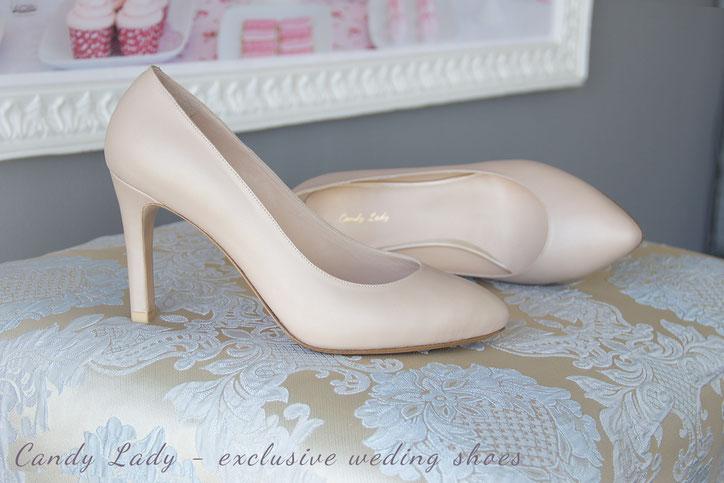 свадебные туфли со платформой bridal pumps Candy Lady Киев Москва Питер
