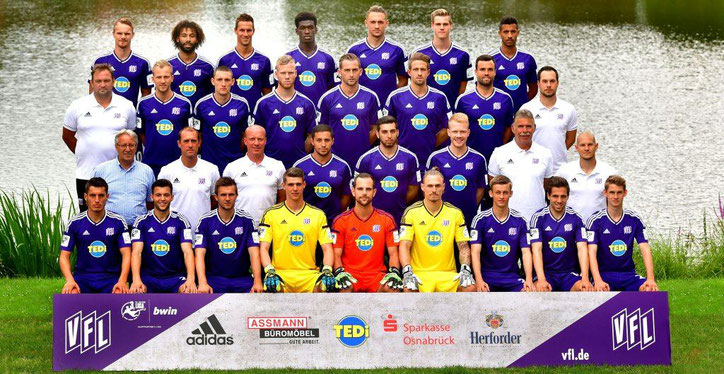 VfL Osnabrück Team 2018