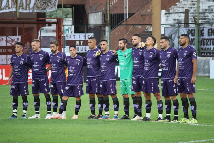Club Villa Dálmine Team 2019
