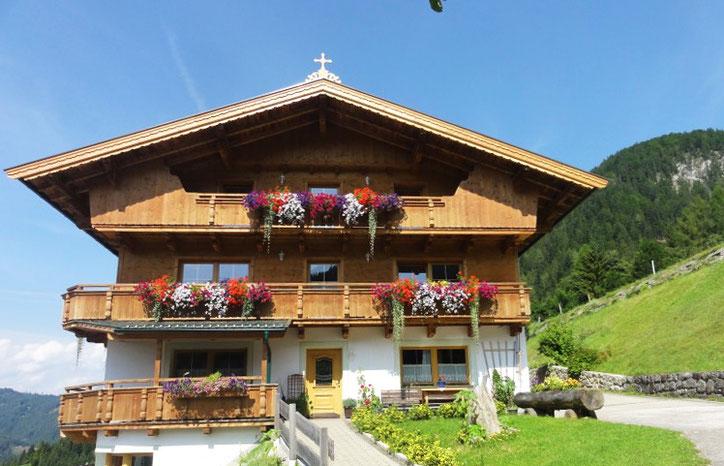 Genuine Farmhouse German and English Summer Camp in Tyrol Austria