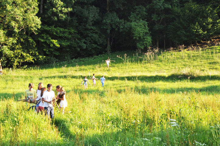 Dates for German and English Summer Camps in Tyrol Austria