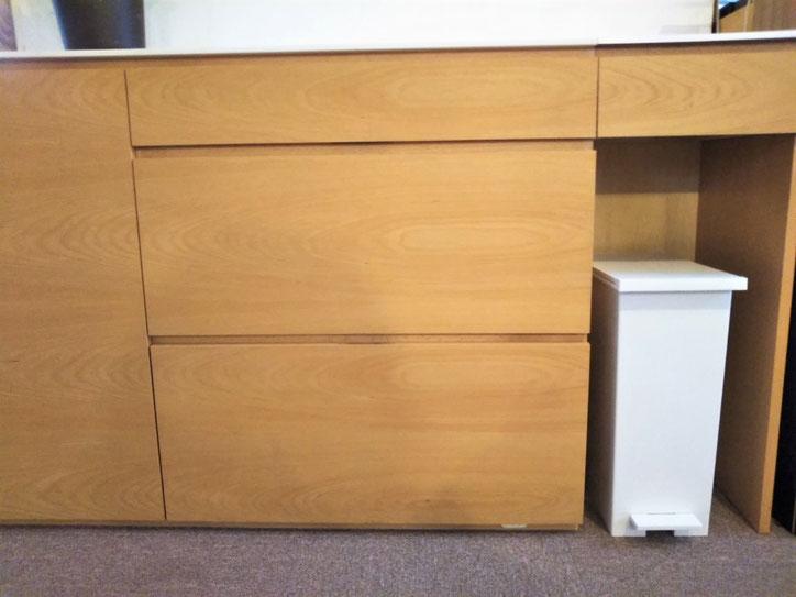 キッチン収納 整理収納 カップボード