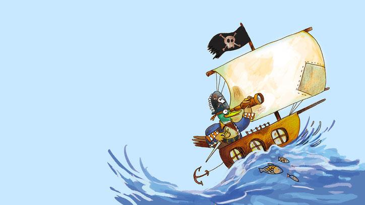 COLVERT le Pirate