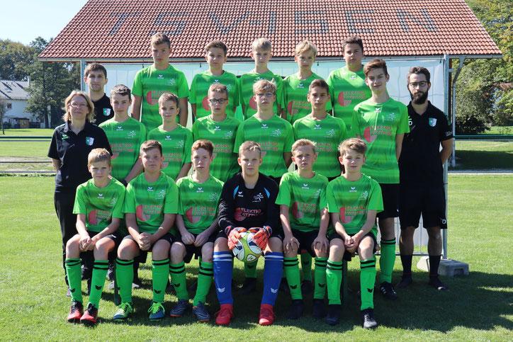 C-Jugend Saison 2019/20