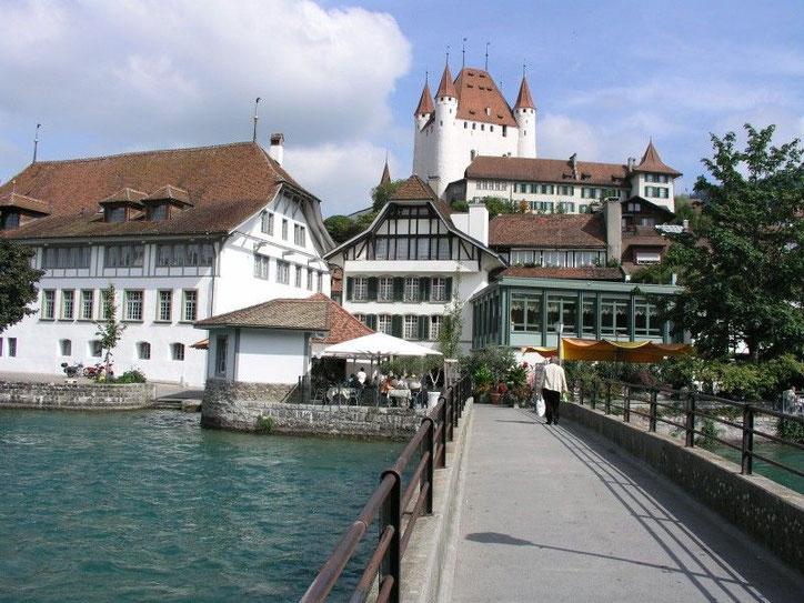 Thuner Altstadt.