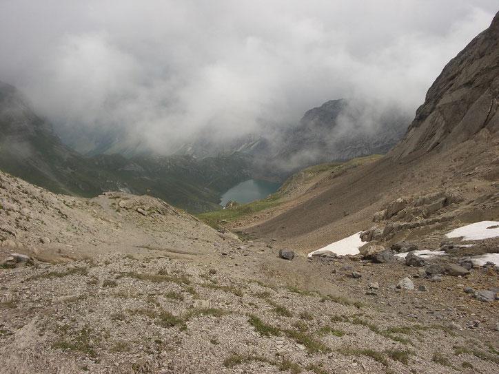 Berglandschaft mit Iffigsee