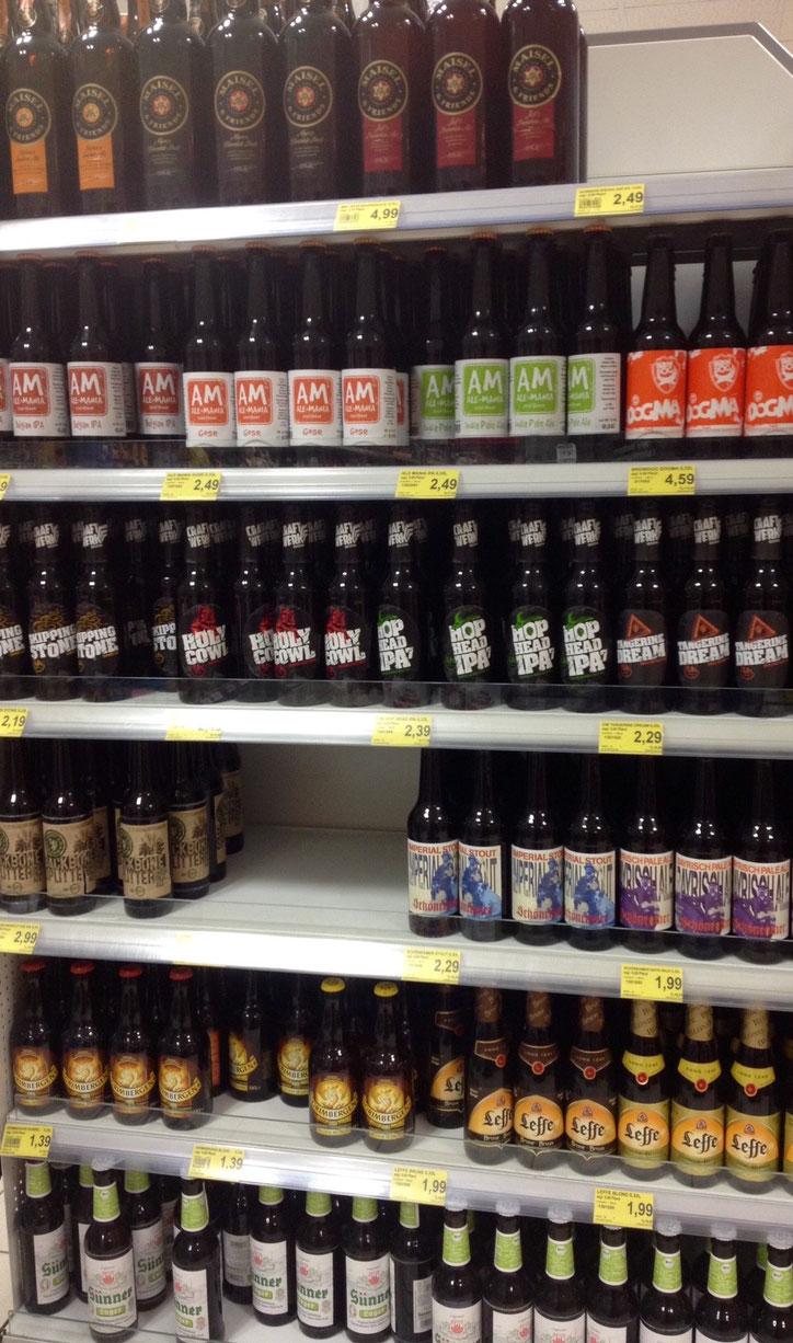 Craft Bier Der Neue Trend Edeka Frischmarkt Zickuhr Supermarkt