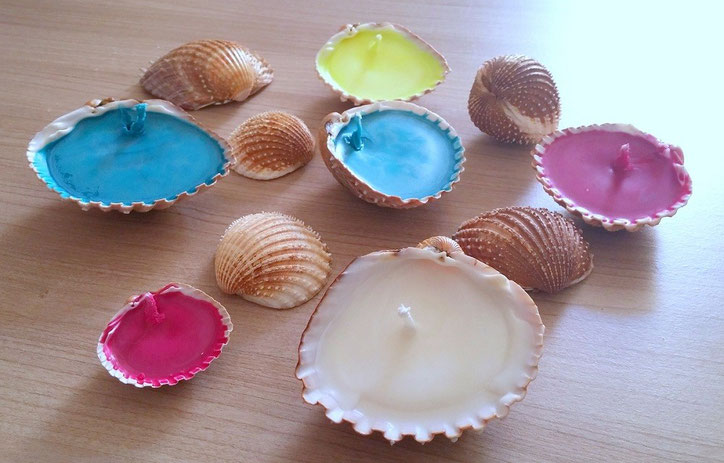 bougie-coquillage-DIY-LesAteliersDeLaurene